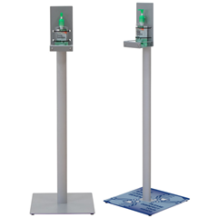 Economy Hand Sanitizer Stands