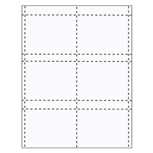 "4"" x 3"" Meeting Inserts - 500 pack"