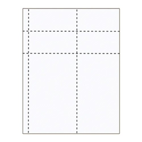 "4"" x 7"" Event Inserts - 250 pack"