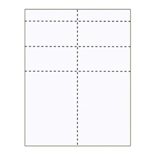 "4 1/4"" x 6"" Convention Inserts - 250 pack"