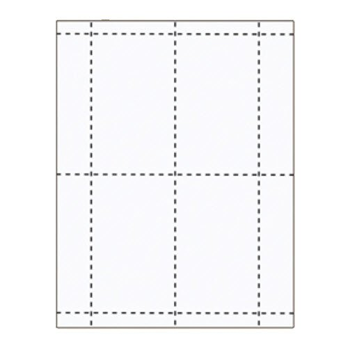 "3"" x 5"" File Inserts - 500 pack"
