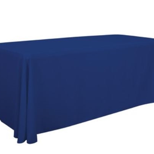 6' Table Cover Unprinted