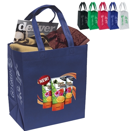 Economy Full Color Imprinted Tote
