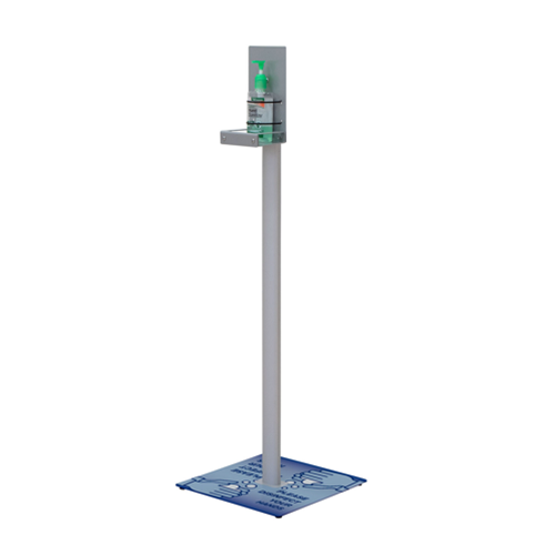 Hand Sanitizer Stand Kit Full-Color Imprint