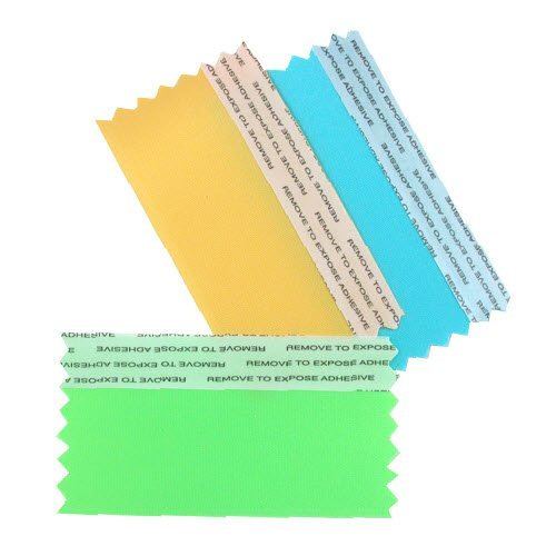 "3"" Horizontal Blank Ribbons"
