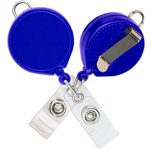 Loop Badge Reel - Belt Clip