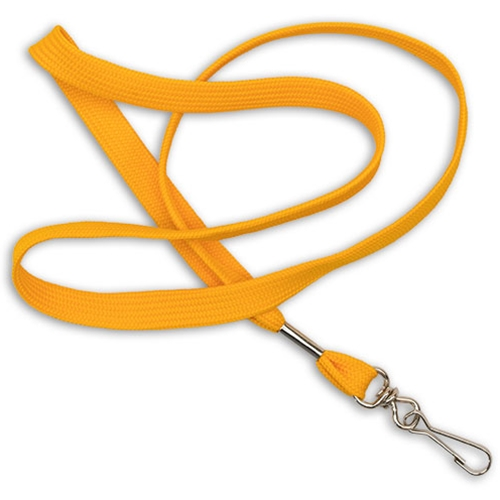 "3/8"" Cotton Lanyard - Whistle Clip"